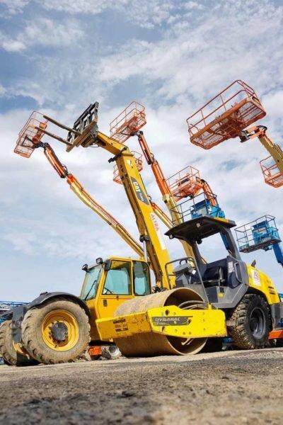 Altra Construction Lifts
