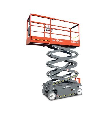 Electric Scissor Lifts